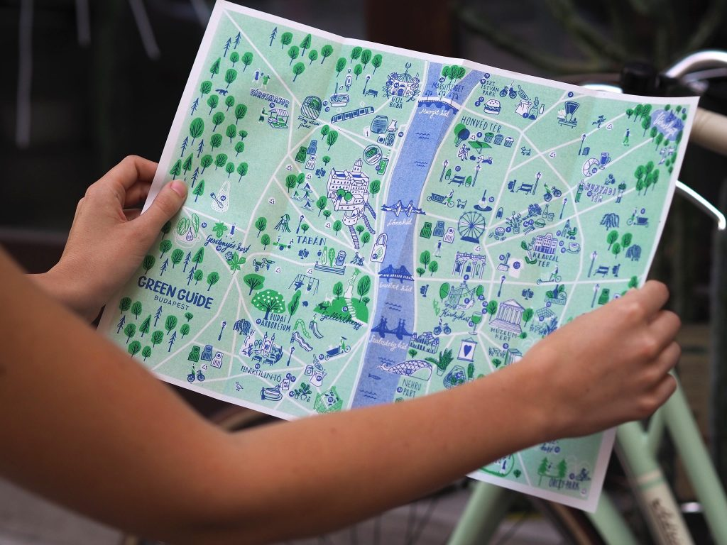 Green Guide Budapest