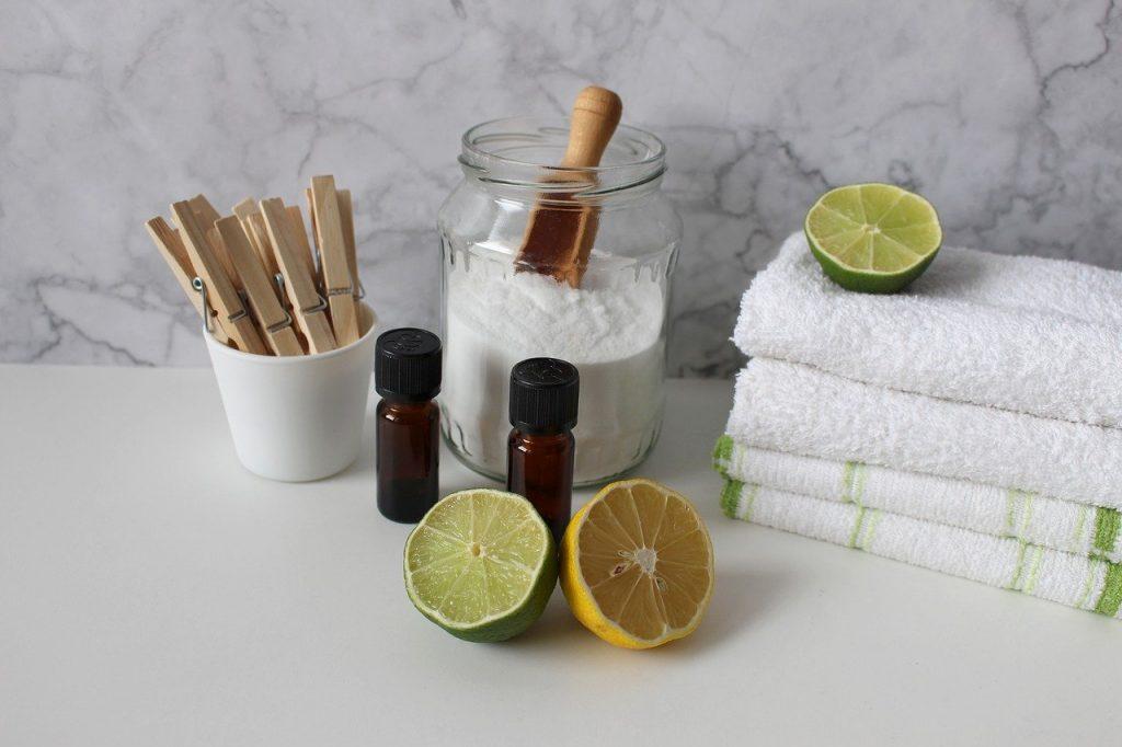 természetes takarítás tisztítószer citromsav